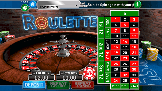 Roulette strategy that works vunnen