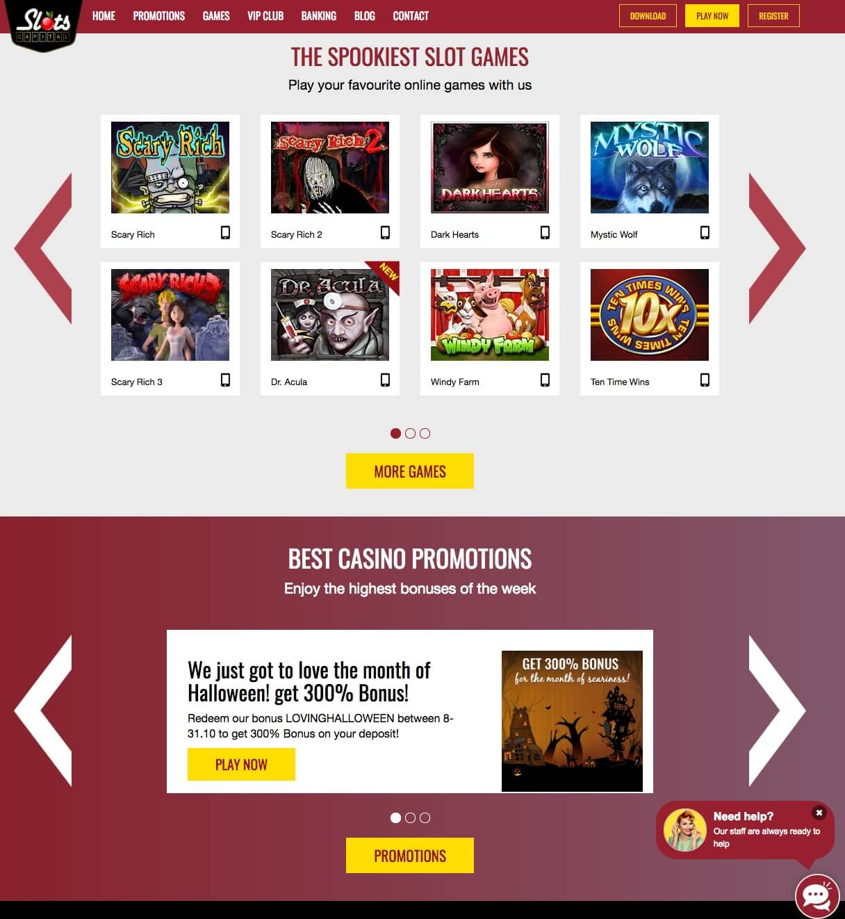 Casino sites regler voodooDreams