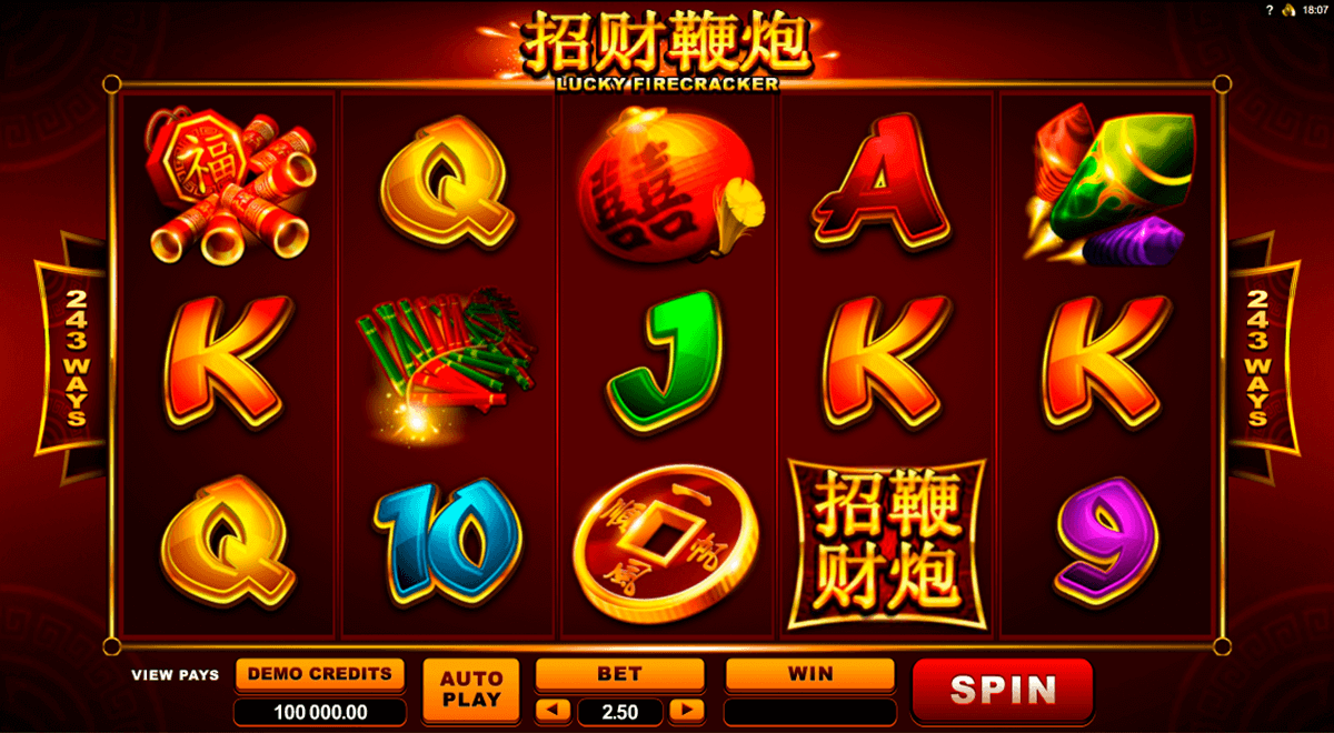 Red gaming slots easter