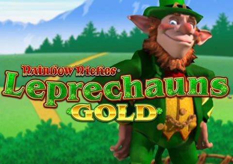 Casino sport betting Leprechaun logga