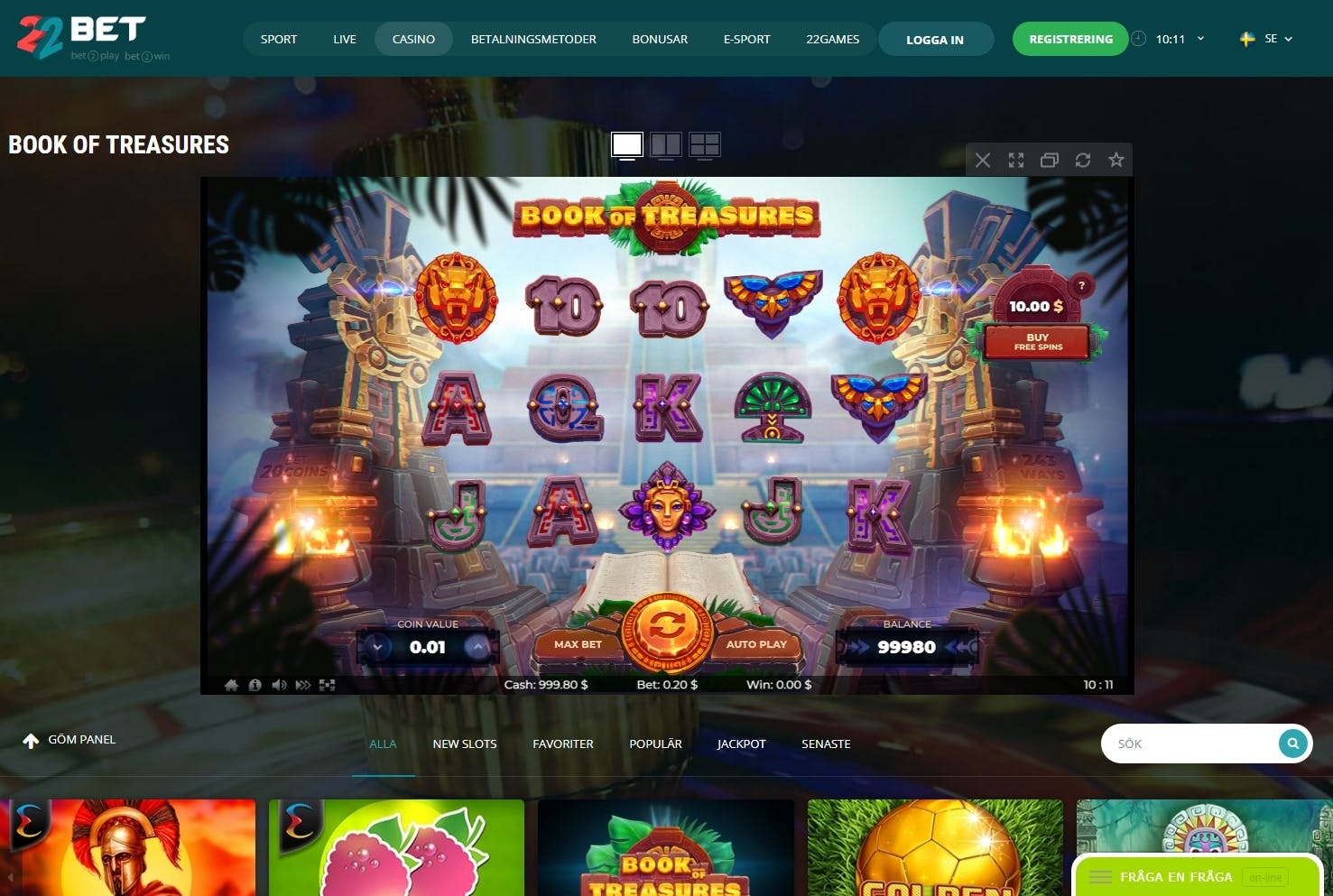 Multilotto bonuskod recension casino betting wish