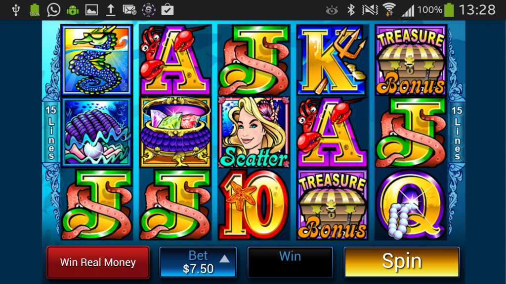 Video Take Millions slot split